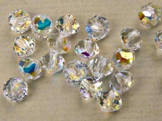 SWAROVSKI 5309/1 MM 6,0 CRYSTAL AB