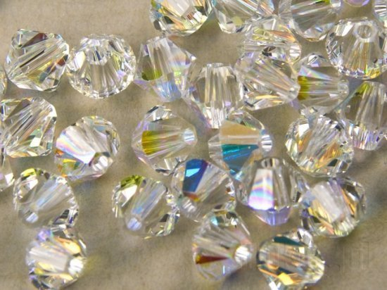 SWAROVSKI 5328 MM 5,0 CRYSTAL AB