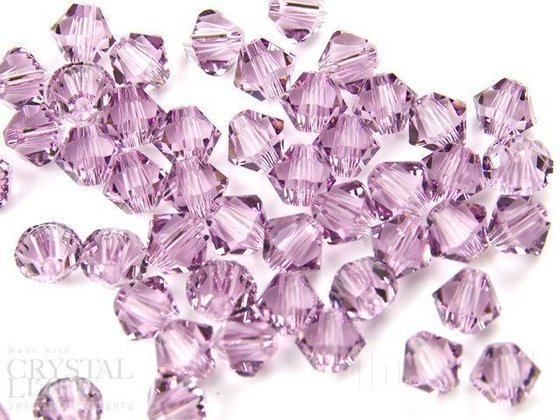 SWAROVSKI 5328 MM 4,0 LIGHT AMETHYST