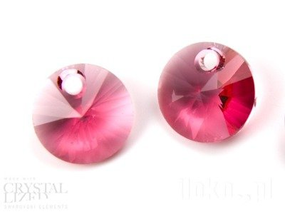 SWAROVSKI koraliki 6428 MM 8,0 INDIAN PINK